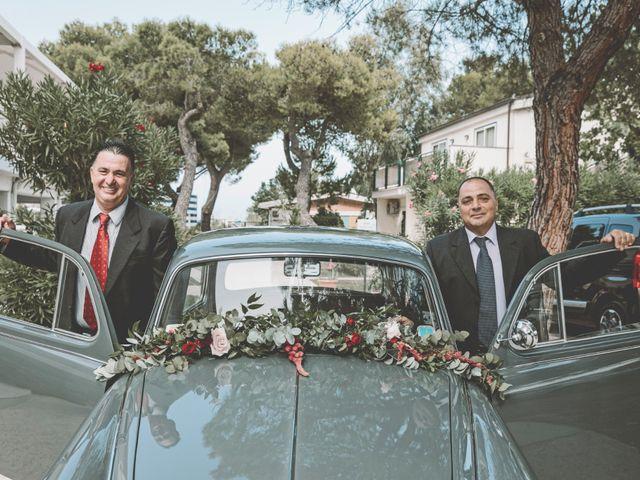 Il matrimonio di Luca e Annika a Vasto, Chieti 15