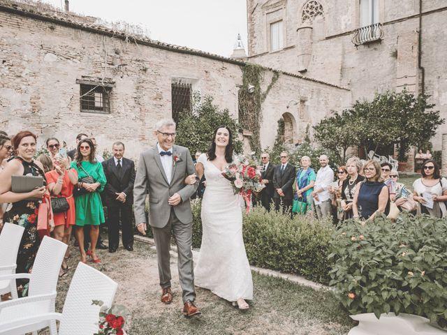 Il matrimonio di Luca e Annika a Vasto, Chieti 19
