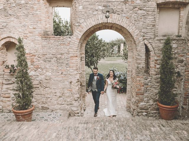 Il matrimonio di Luca e Annika a Vasto, Chieti 31