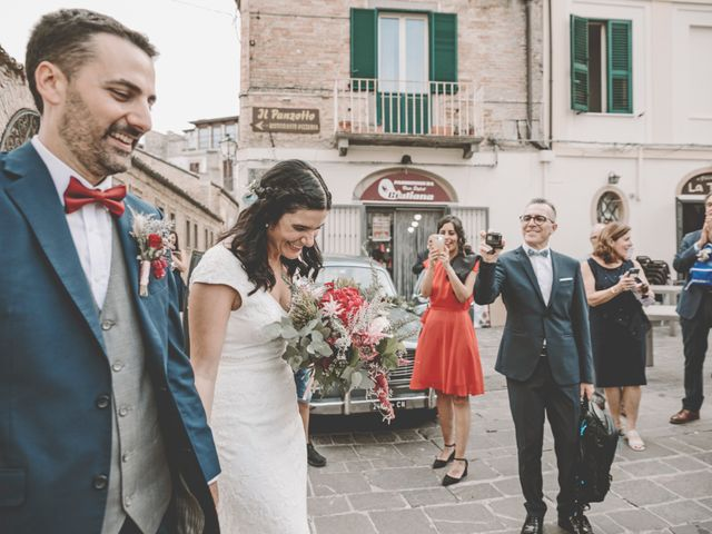 Il matrimonio di Luca e Annika a Vasto, Chieti 33