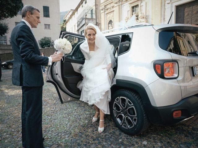 Il matrimonio di Marco e Chiara a Genova, Genova 41