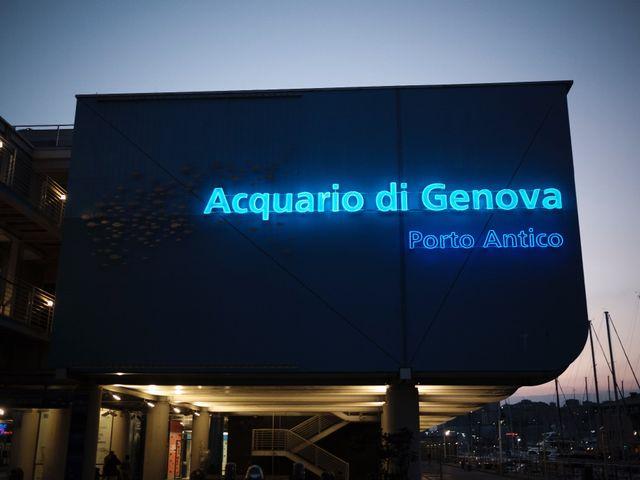 Il matrimonio di Marco e Chiara a Genova, Genova 51