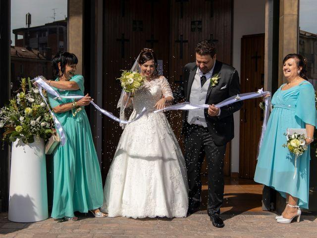 Il matrimonio di Nicolas e Yaniris a Bologna, Bologna 43