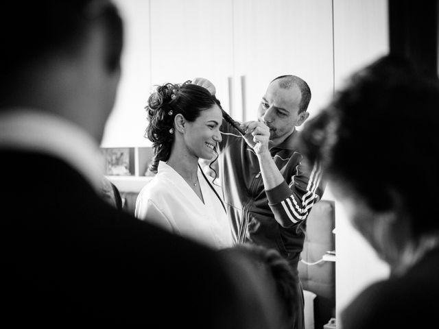 Il matrimonio di Ramona e Davide a Borgo Sabotino, Latina 4