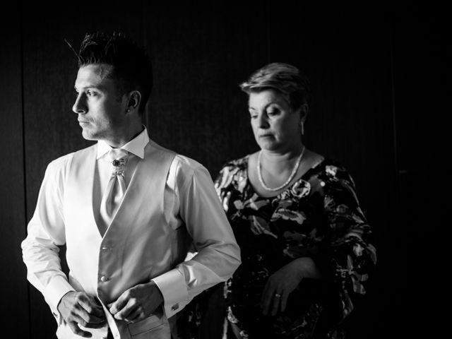 Il matrimonio di Ramona e Davide a Borgo Sabotino, Latina 10