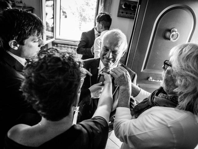 Il matrimonio di Ramona e Davide a Borgo Sabotino, Latina 13