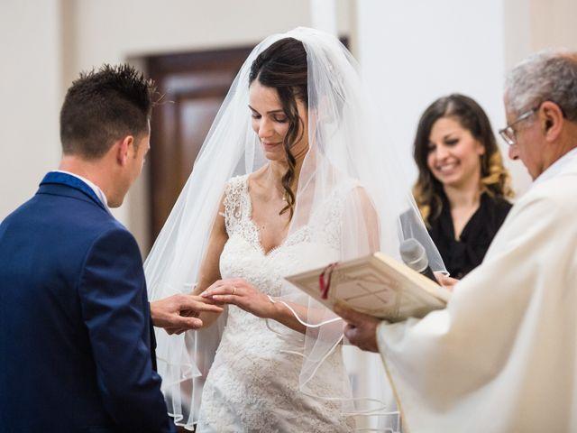 Il matrimonio di Ramona e Davide a Borgo Sabotino, Latina 20