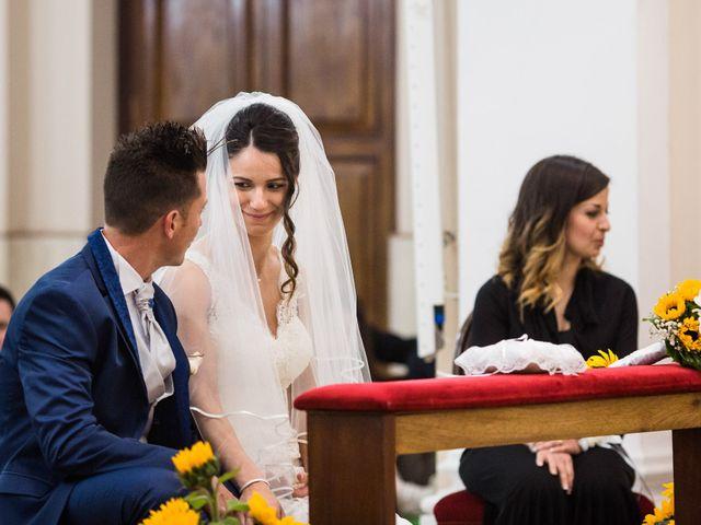 Il matrimonio di Ramona e Davide a Borgo Sabotino, Latina 21