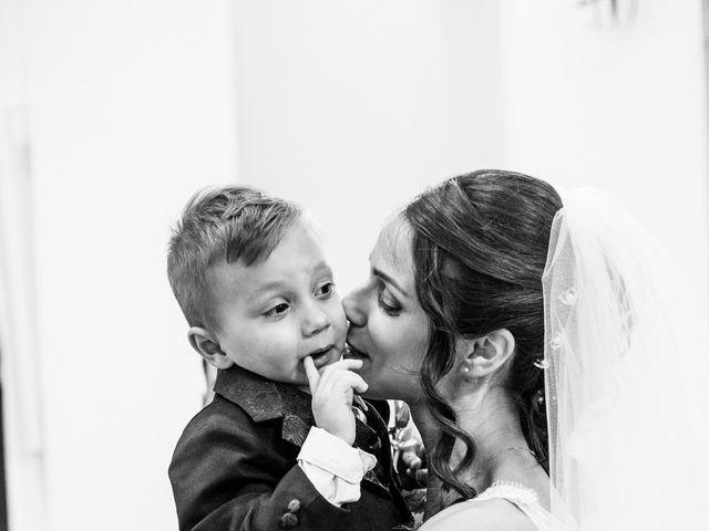 Il matrimonio di Ramona e Davide a Borgo Sabotino, Latina 23