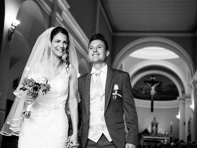 Il matrimonio di Ramona e Davide a Borgo Sabotino, Latina 24