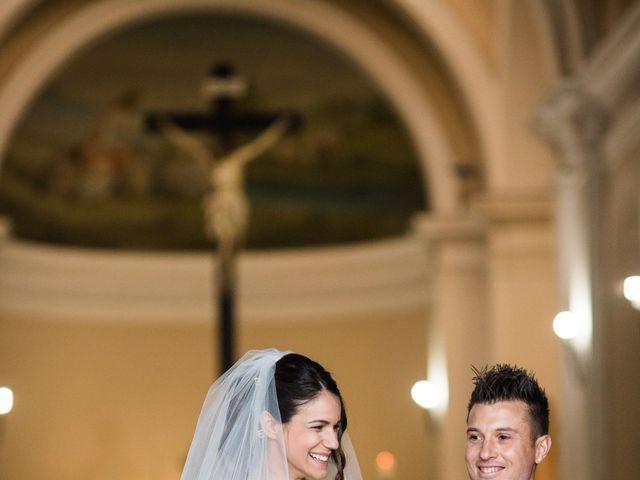 Il matrimonio di Ramona e Davide a Borgo Sabotino, Latina 25