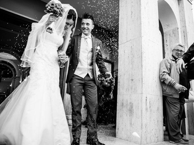 Il matrimonio di Ramona e Davide a Borgo Sabotino, Latina 27