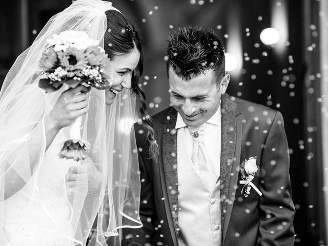 Il matrimonio di Ramona e Davide a Borgo Sabotino, Latina 28