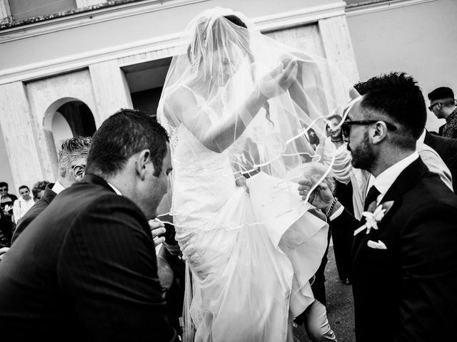 Il matrimonio di Ramona e Davide a Borgo Sabotino, Latina 29