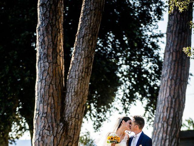 Il matrimonio di Ramona e Davide a Borgo Sabotino, Latina 32