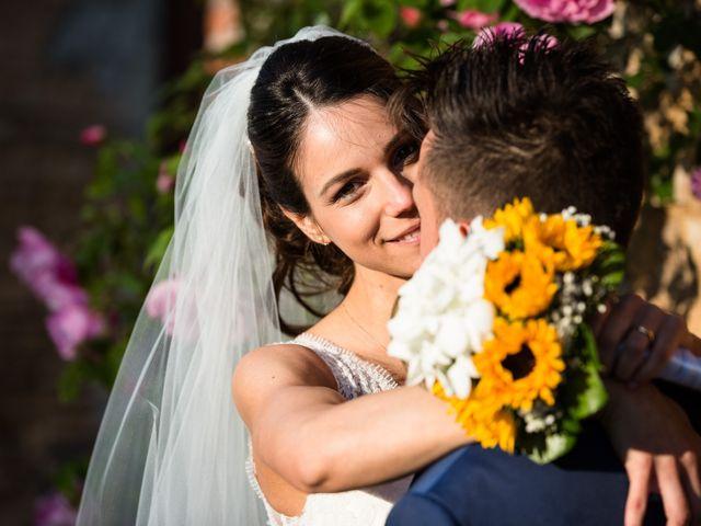 Il matrimonio di Ramona e Davide a Borgo Sabotino, Latina 33