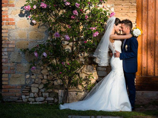 Il matrimonio di Ramona e Davide a Borgo Sabotino, Latina 34