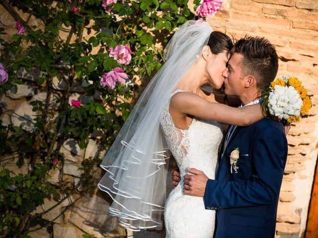 Il matrimonio di Ramona e Davide a Borgo Sabotino, Latina 36