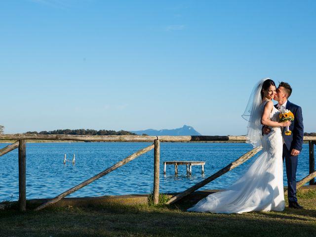 Il matrimonio di Ramona e Davide a Borgo Sabotino, Latina 37