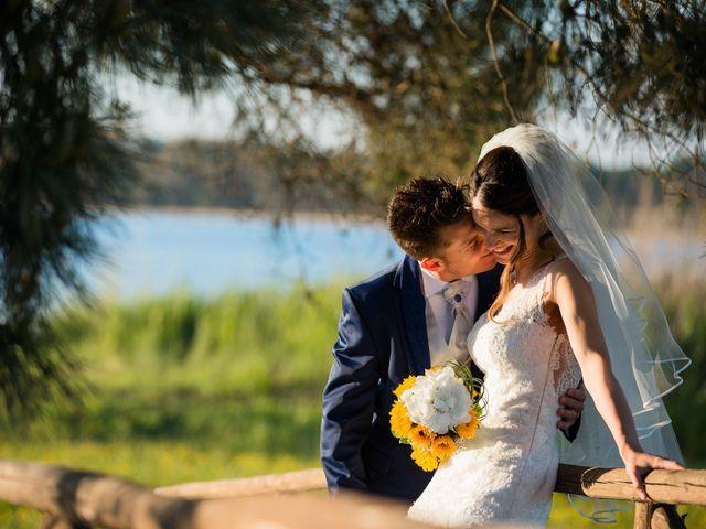 Il matrimonio di Ramona e Davide a Borgo Sabotino, Latina 39