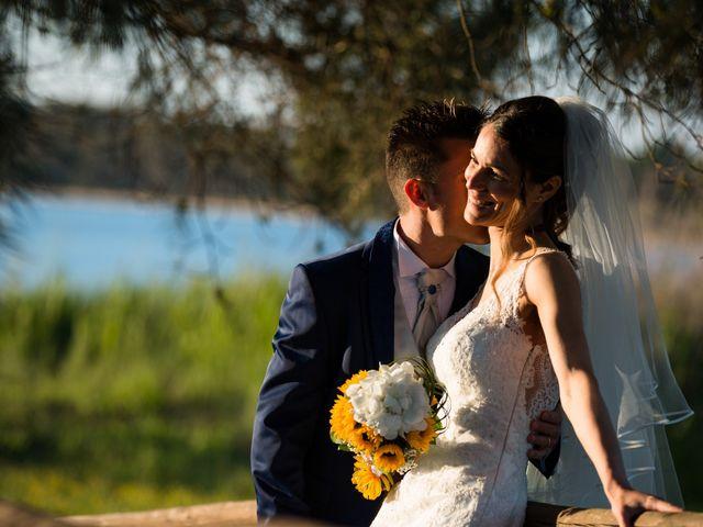 Il matrimonio di Ramona e Davide a Borgo Sabotino, Latina 40