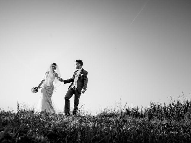Il matrimonio di Ramona e Davide a Borgo Sabotino, Latina 43
