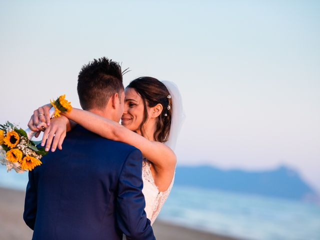 Il matrimonio di Ramona e Davide a Borgo Sabotino, Latina 46