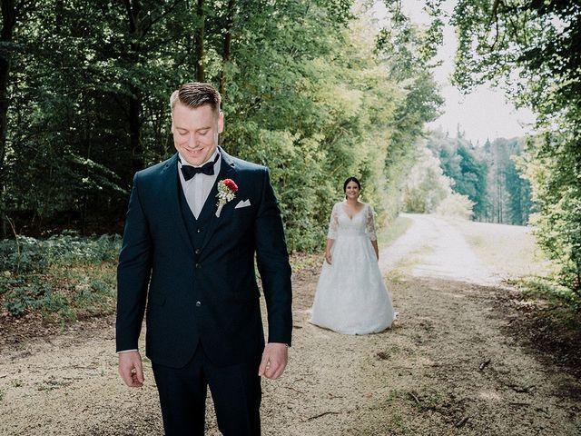 Il matrimonio di Steffen e Fabienne a Firenze, Firenze 26