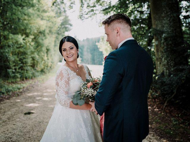 Il matrimonio di Steffen e Fabienne a Firenze, Firenze 31