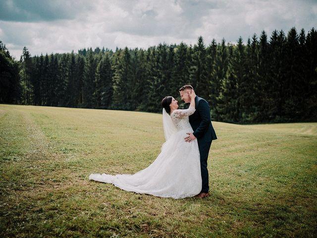 Il matrimonio di Steffen e Fabienne a Firenze, Firenze 40