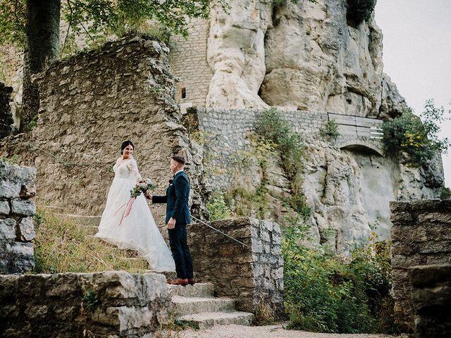 Il matrimonio di Steffen e Fabienne a Firenze, Firenze 41