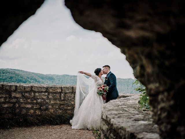 Il matrimonio di Steffen e Fabienne a Firenze, Firenze 43