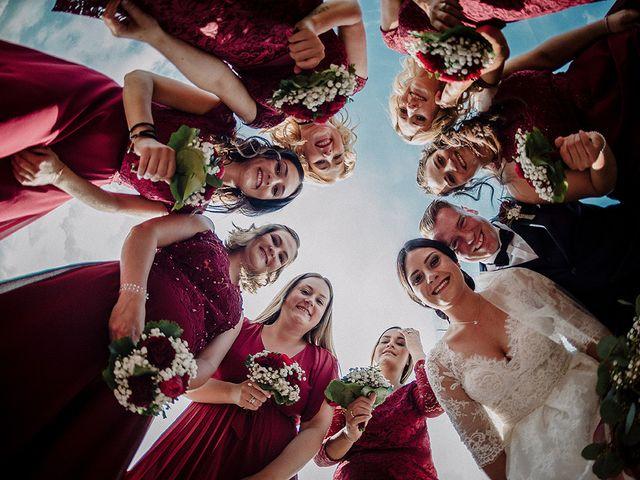 Il matrimonio di Steffen e Fabienne a Firenze, Firenze 51