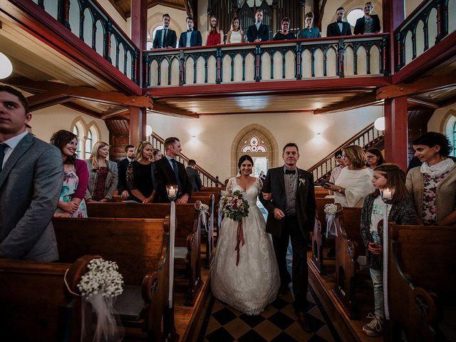 Il matrimonio di Steffen e Fabienne a Firenze, Firenze 64
