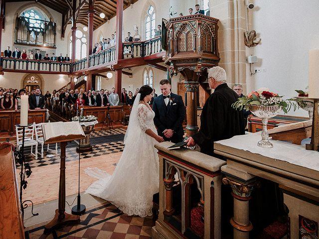 Il matrimonio di Steffen e Fabienne a Firenze, Firenze 82