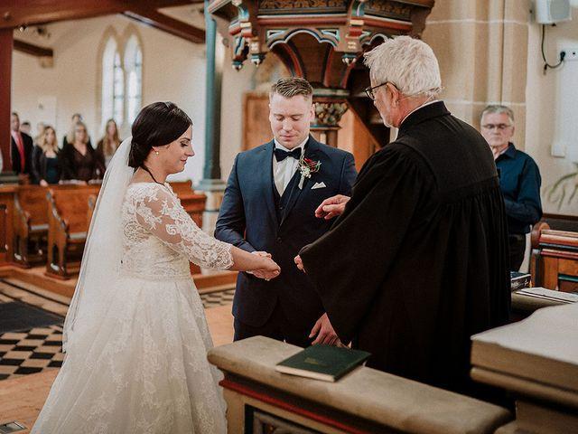 Il matrimonio di Steffen e Fabienne a Firenze, Firenze 83