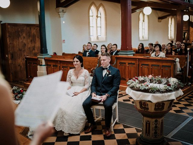 Il matrimonio di Steffen e Fabienne a Firenze, Firenze 92
