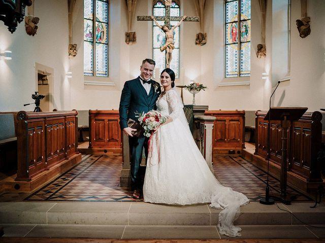 Il matrimonio di Steffen e Fabienne a Firenze, Firenze 94