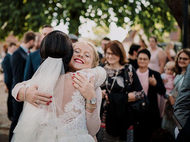 Il matrimonio di Steffen e Fabienne a Firenze, Firenze 102