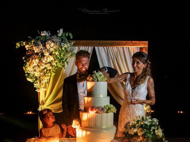 Il matrimonio di Matteo e Clizia a Lucca, Lucca 6