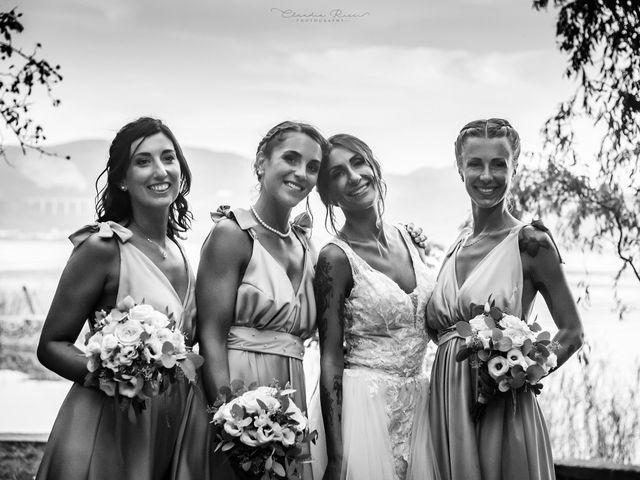 Il matrimonio di Matteo e Clizia a Lucca, Lucca 14