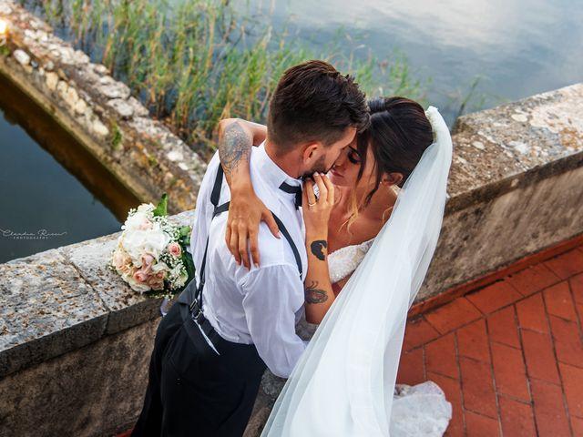 Il matrimonio di Matteo e Clizia a Lucca, Lucca 19