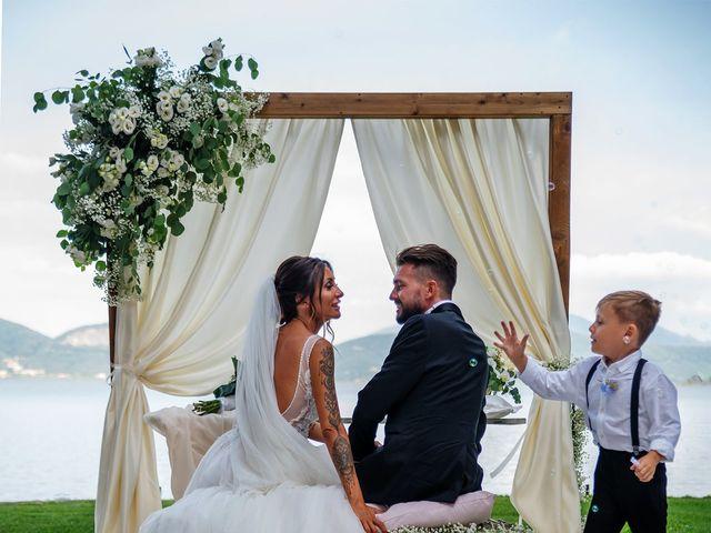 Il matrimonio di Matteo e Clizia a Lucca, Lucca 20