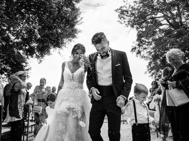 Il matrimonio di Matteo e Clizia a Lucca, Lucca 21
