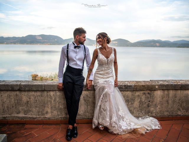 Il matrimonio di Matteo e Clizia a Lucca, Lucca 23