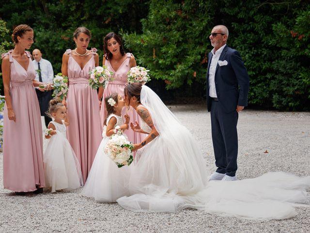 Il matrimonio di Matteo e Clizia a Lucca, Lucca 26