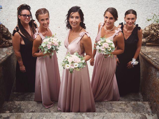 Il matrimonio di Matteo e Clizia a Lucca, Lucca 29