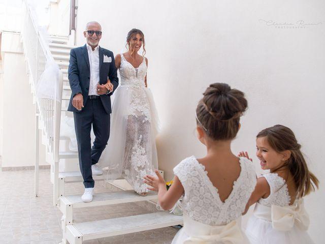 Il matrimonio di Matteo e Clizia a Lucca, Lucca 43