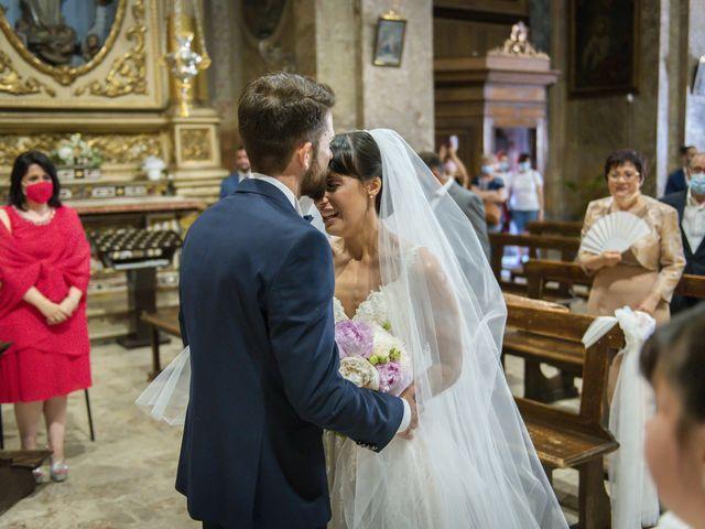 Il matrimonio di Marco e Patricia a Ostiano, Cremona 14