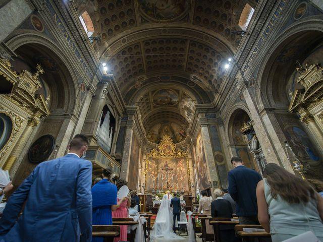 Il matrimonio di Marco e Patricia a Ostiano, Cremona 17